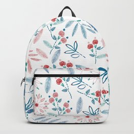 Emboidery Pattern Backpack