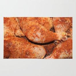 BBQ Chicken Rug