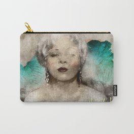 Mae West portrait Carry-All Pouch