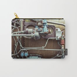 Rusting Engine Carry-All Pouch