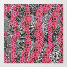 Geometric Spring Canvas Print