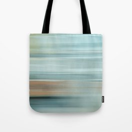 Life (Aqua and Burnt Rose) Tote Bag