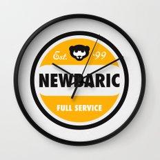 NEWBARIC SINCE '99 Wall Clock