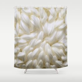 Life in Full Bloom Shower Curtain