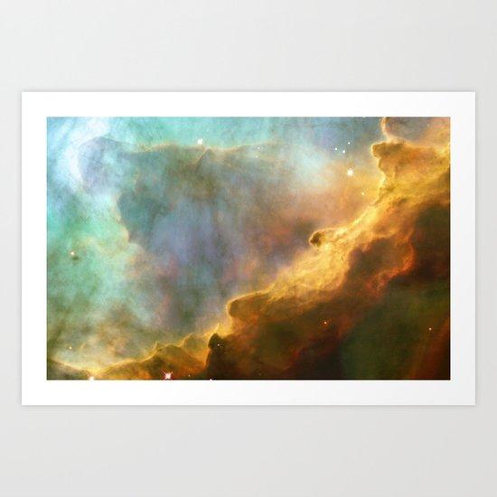 Bright nebula galaxy stars sagittarius constellation ...