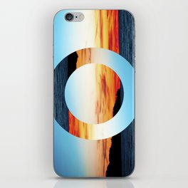 Decoy Geometry iPhone Skin