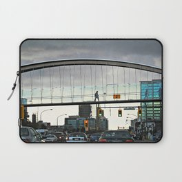 Over to the Other Side Laptop Sleeve