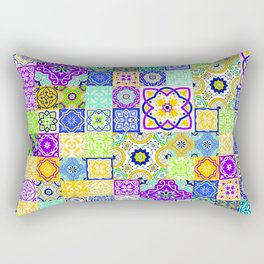 talavera colorfull Rectangular Pillow