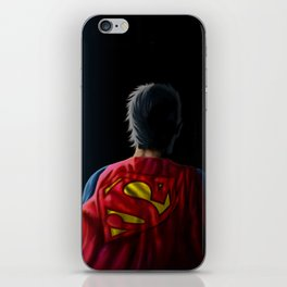 Man of Steel iPhone Skin