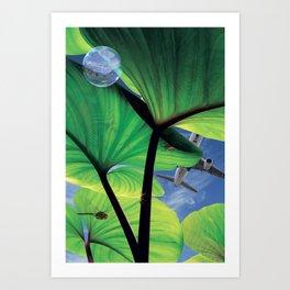 Suntithenai 39 Art Print