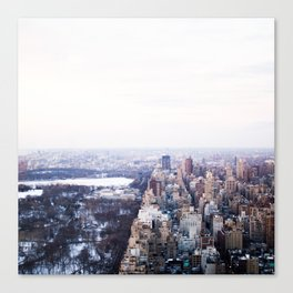 Above Our Minds #2 Canvas Print