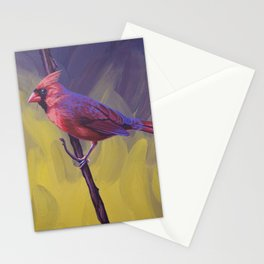 Nothern Cardinal Stationery Cards