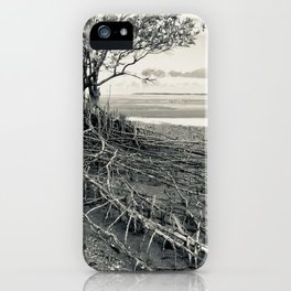What Lies Beneath II iPhone Case