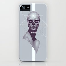Skull -NLVI- Slim Case iPhone (5, 5s)