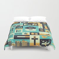 tfios Duvet Covers featuring TFiOS Items by Risa Rodil