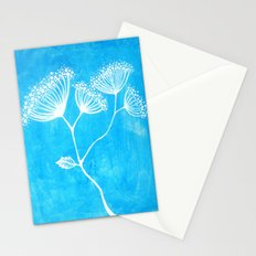 Things I want in my garden 3 Stationery Cards