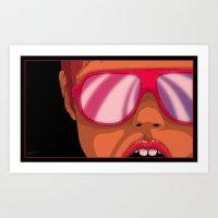 Avid Aversion Art Print