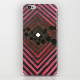Converge & Diverge iPhone Skin
