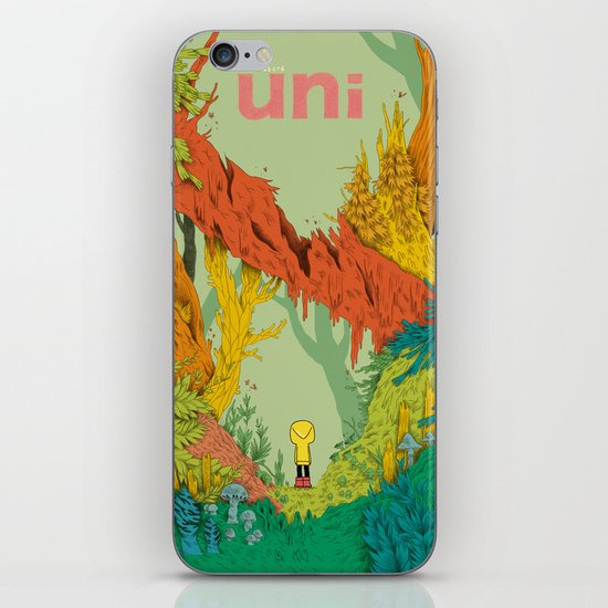 uni iPhone & iPod Skin