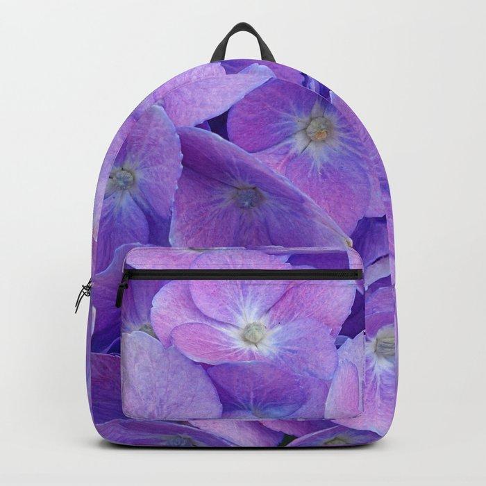 Hydrangea lilac Backpack