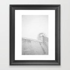 GATES OF HEAVEN Framed Art Print