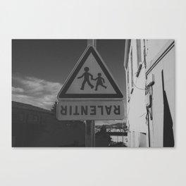 RITNELAR Canvas Print