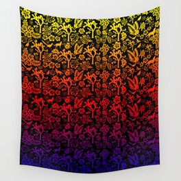 Joshua ree Heatwave by CREYES Wall Tapestry