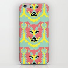 The Pack of Modular Wolves iPhone & iPod Skin