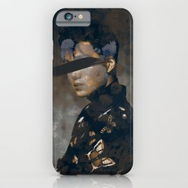 Toxic Silk | Kai iPhone Case
