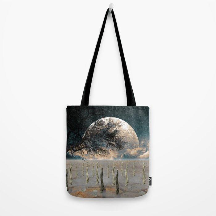Autumn New Born Tote Bag