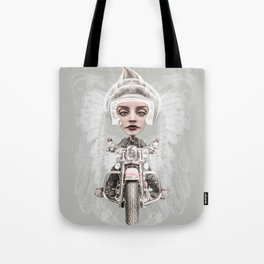 BORN TO BE WILD (2) Tote Bag