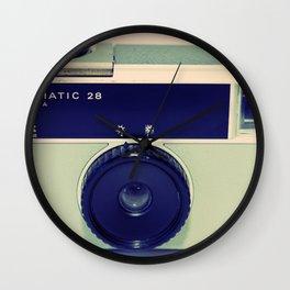 Kodak Instamatic 28 Wall Clock