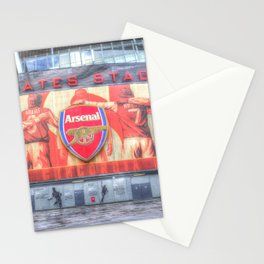 Arsenal FC Emirates Stadium London Stationery Cards