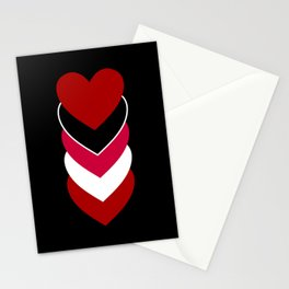 Neusexuality in Shapes Stationery Cards