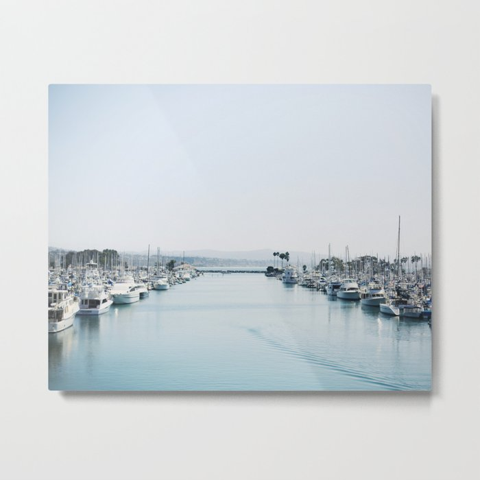 Dana Point Harbor Metal Print