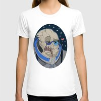 garrus T-shirts featuring Garrus Vakarian by ArtisticCole