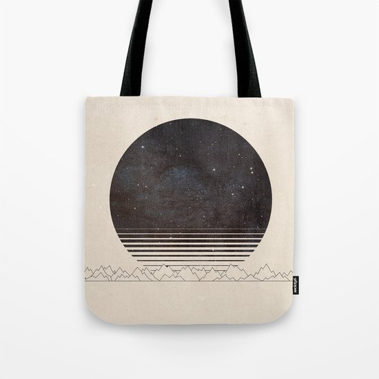 Spacescape Variant Tote Bag