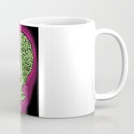 Pop Martian Coffee Mug
