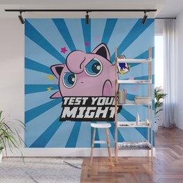 Jigglypuff chooses you! Wall Mural