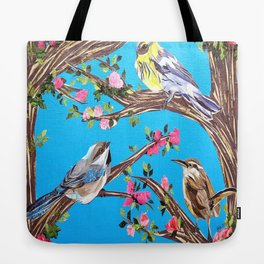 Hey friends Tote Bag