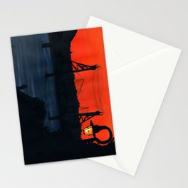 the I-5 Bridge Stationery Cards
