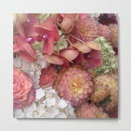 517 - Flowers Metal Print