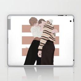 Henrik Holm and Tarjei Sandvik Moe | skam cast Laptop & iPad Skin