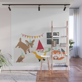 Party Hard! Wall Mural