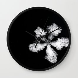 Rollercoaster Squiggling Wall Clock