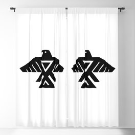 Thunderbird Blackout Curtain