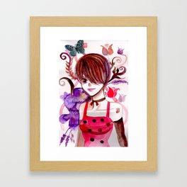 Bloom I Framed Art Print
