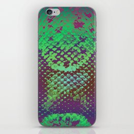 A Scaly Surprise iPhone Skin
