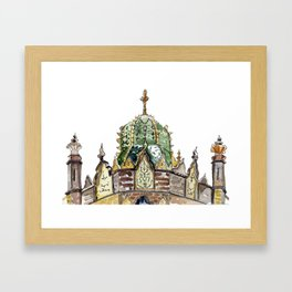 Budapest Secession - Museum of Applied Arts Framed Art Print