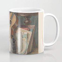 Henriëtte Ronner - The musicians Coffee Mug